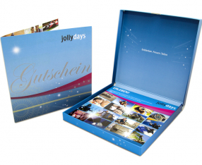 Jollydays Geschenkbox 2