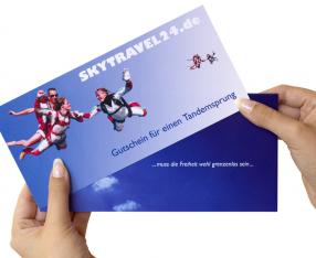 Skytravel24 PDF-Gutschein zum Ausdrucken 3
