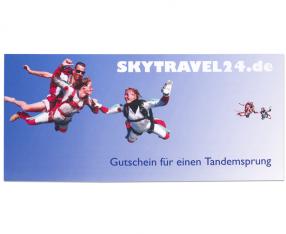 Skytravel24 PDF-Gutschein zum Ausdrucken 1